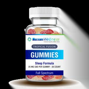 CBD Gummies Sleep Formula
